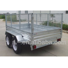 China Factory Good price Power tractor trailer, Trailer for tractor used