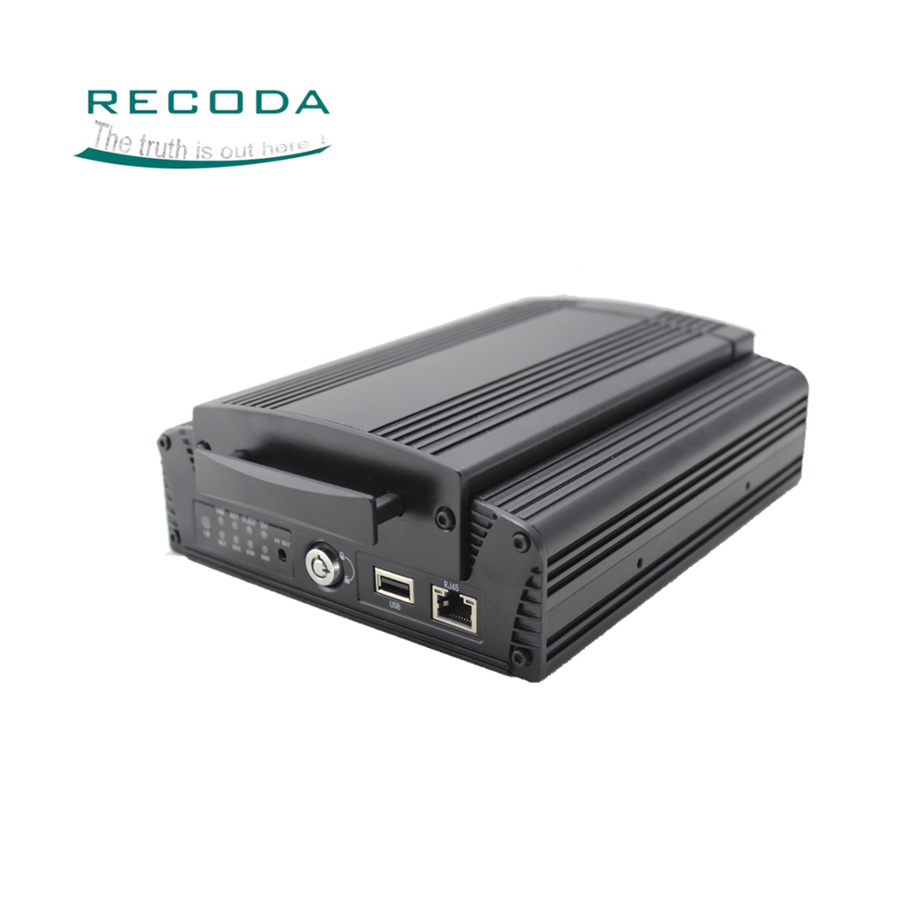 4CH 1080P AHD+4 CH IPC 4G WIFI and GPS mobile dvr for all vehicles from Original Manufacturer