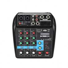 Best Quality Mixer Interface