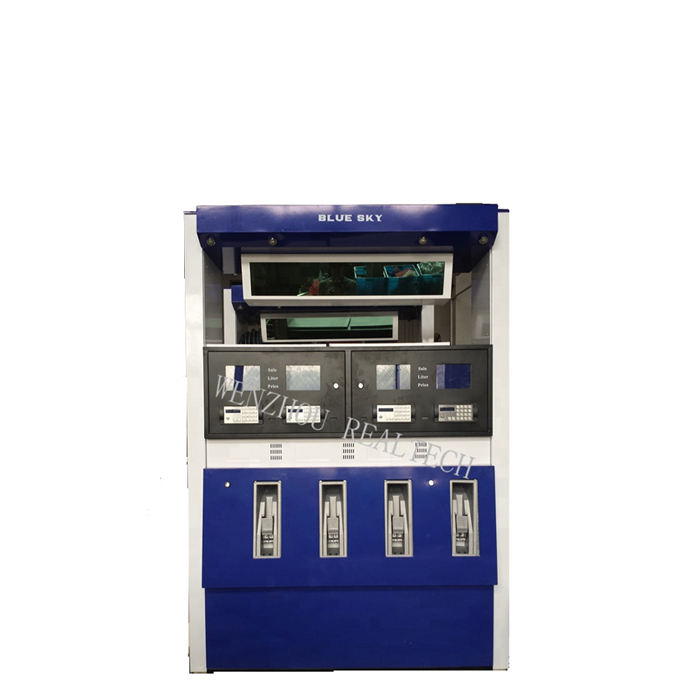 דלק Dispenser RT-W4488 עם 8 חרירים adblue זרבובית גפ