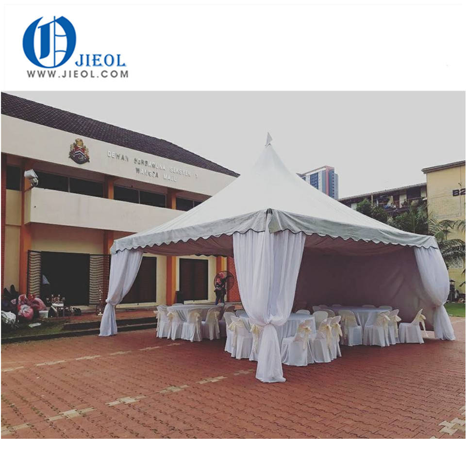 Top peak canopy 20 x 20 ft gazebo tent for outdoor event