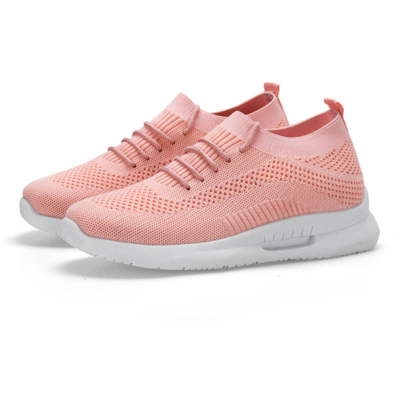 2019 New fashion sport casual sneaker ladies running sport shoes women