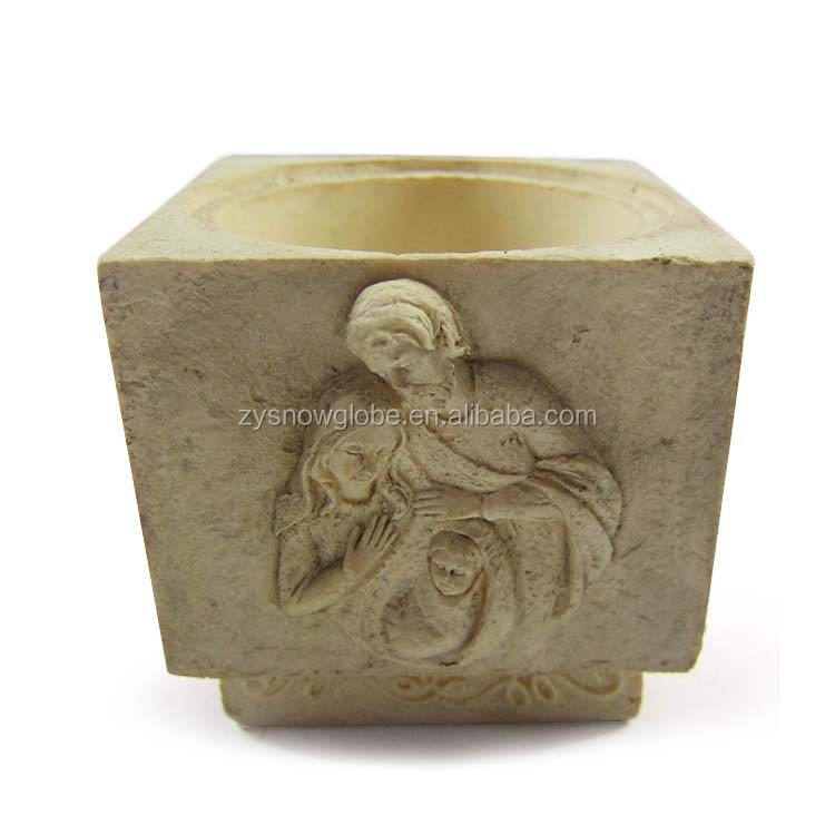 Polyresin christian religious items