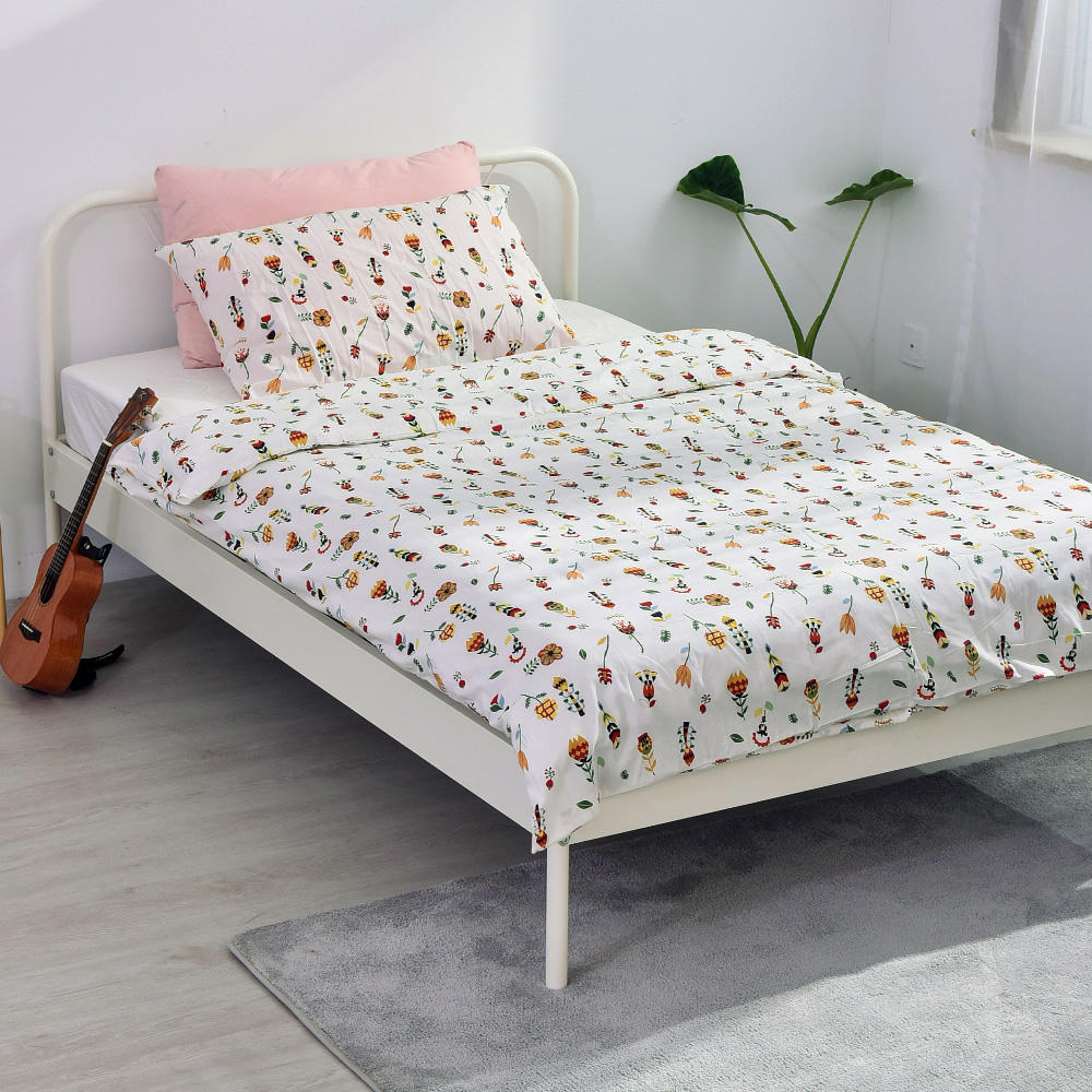home Factory sale low price Steel Furniture Manufacturers wholesale Metal single folding single bed domitry bed