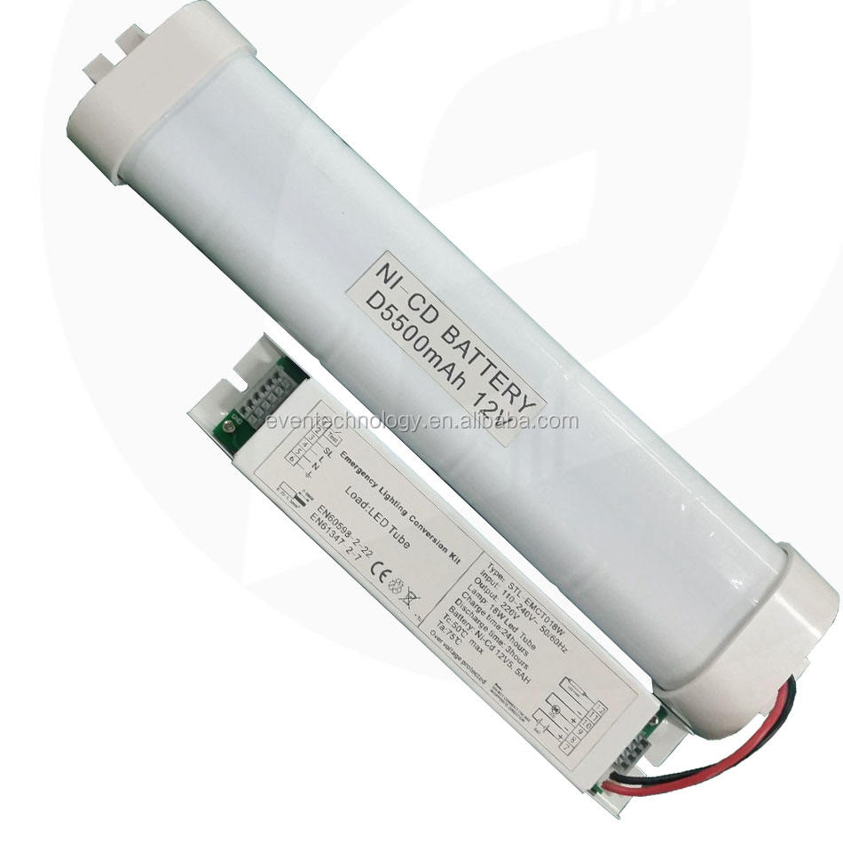 LED tube power module/ 20w led emergency lighting/ emergency light battery pack