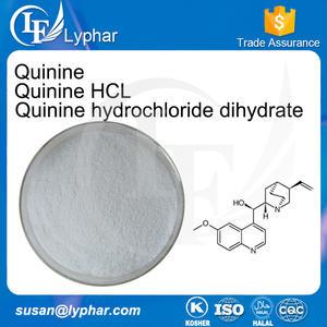 أفضل دواء الصف الطبيعية استخراج quinine