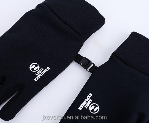 Mens/Womens Thin Comfortable Windblock Touch Screen Silicon Print Gloves