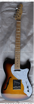 Semi Hollow F Hole Guitar, Style Electric Guitar,import guitars China