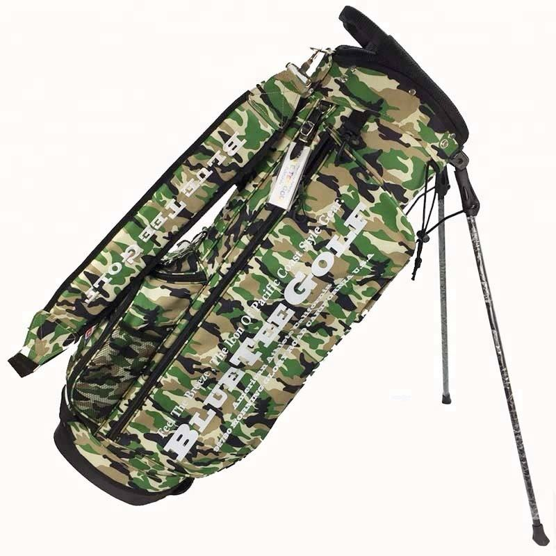Japanese Style Camouflage Pattern Golf Stand Bag
