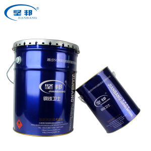 For Basketball Court Antislip Elastic Acrylic Polyurethane Floor Paint (BS52-12)