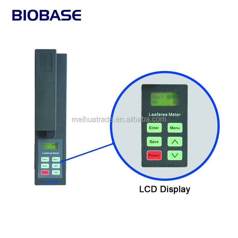 BIOBASE Android systeem Intelligente Leaf Gebied Meter meetinstrument