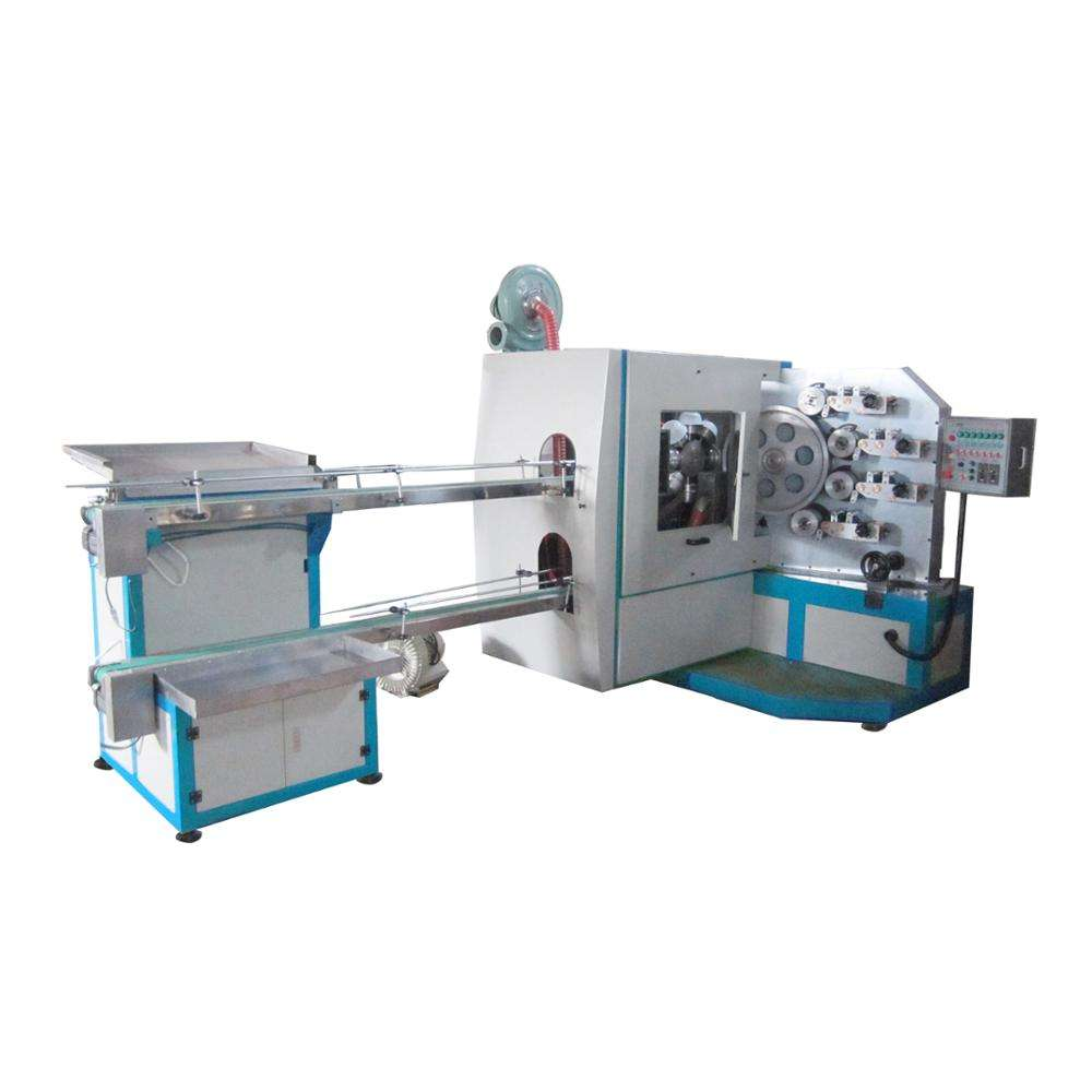 save money 4 colors plastic cup printing machine for juice cup plc