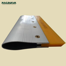 Hebei factory price screen printing squeegee aluminum handle
