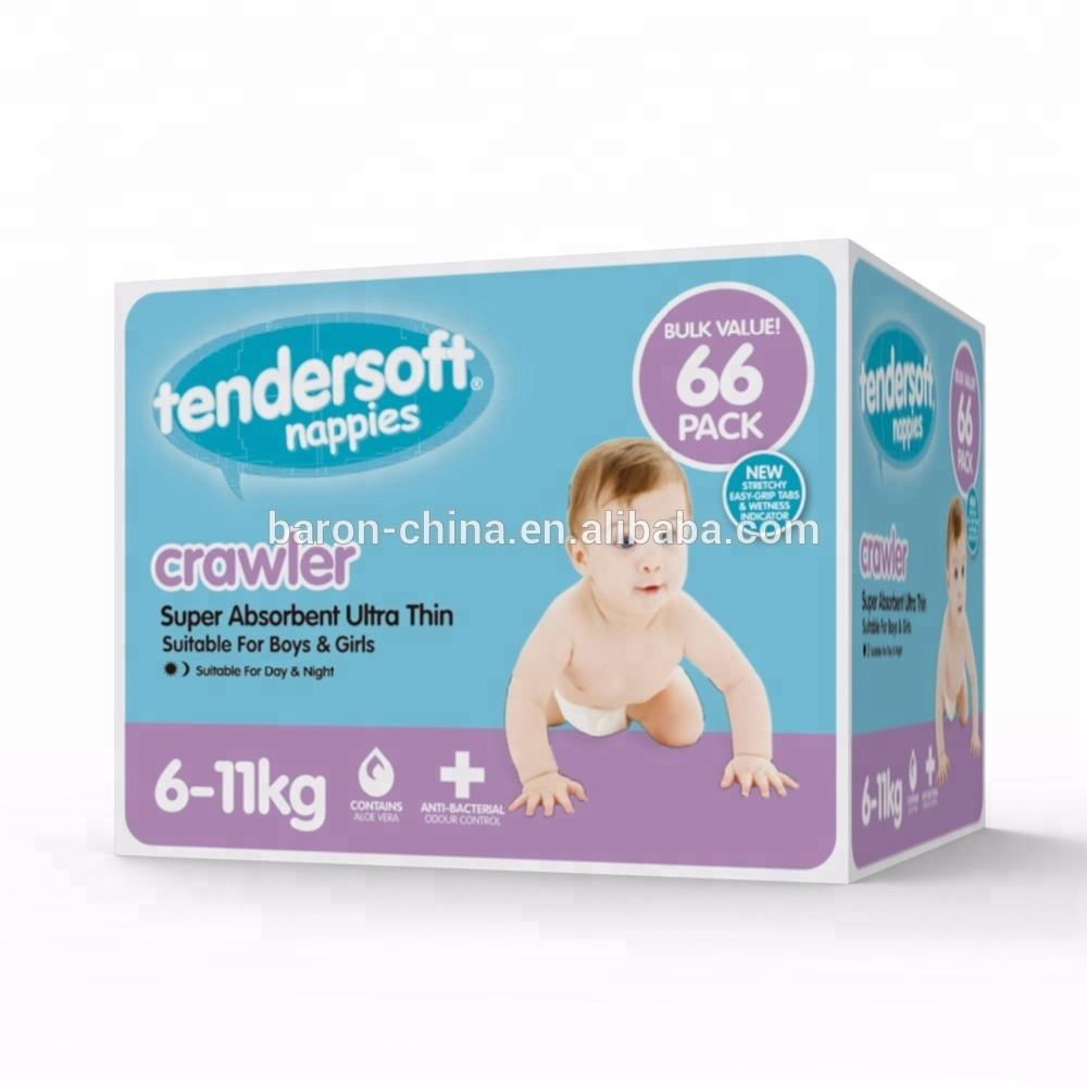 HIGH QUALITY New Zealand MARKET DISPOSABLE BABY DIAPERS