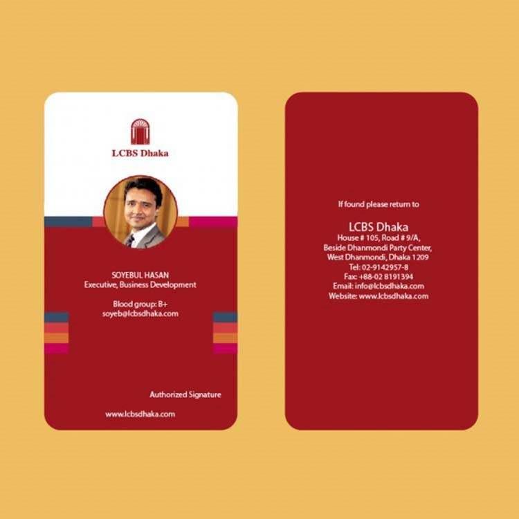 Impressão personalizada pvc TK4100 id card maker