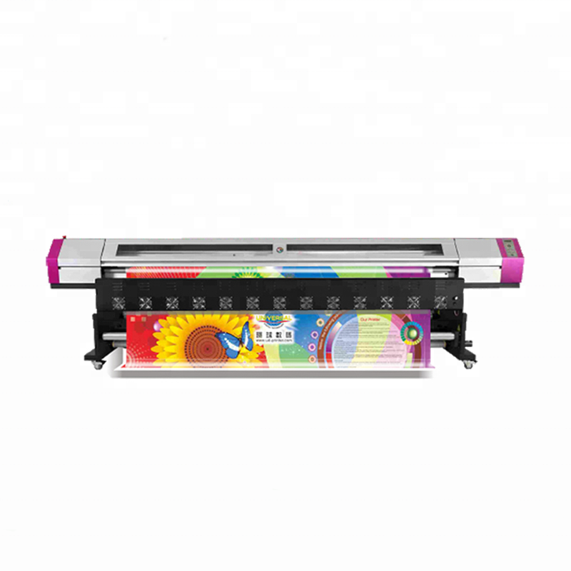 Galaxy Merk <span class=keywords><strong>Printer</strong></span> 1440Dpi DX5 Hoofd Inkt-Jet Pvc Auto Sticker Grote Banner Digital Printing Machine In Guangzhou