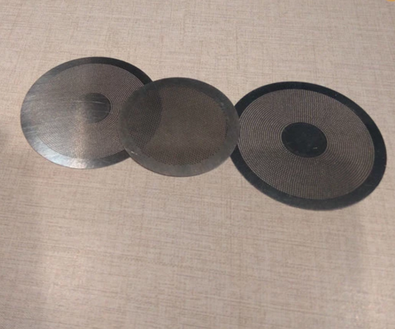 perforated Photo Chemical Etching 1 mm Hole disc
