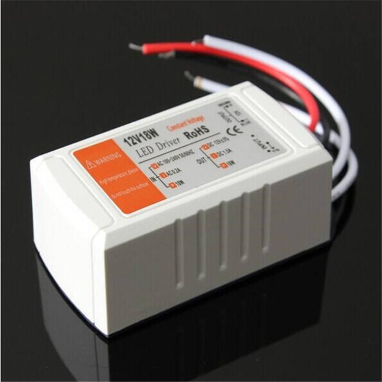 DC 12V LED Strip 1.5A 18W Power Supply transformer