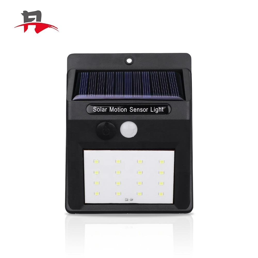 Waterproof Solar Powered 20/25/30 LED Wireless Security Motion Sensor Outdoor Wall Garden Lamp Spotlight LED Solar Night Light