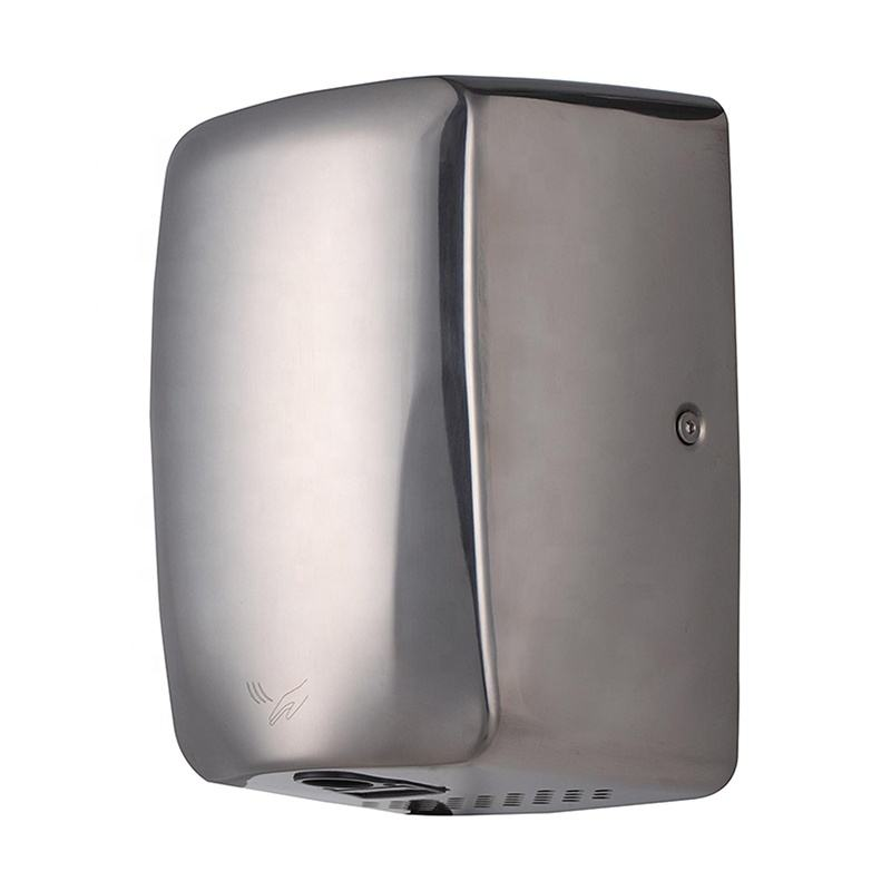 CE GS RoSH 1650W Automatic Bathroom high speed uv light hand dryer china
