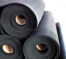 Corrosion Resistant Natural Rubber Lining For Acid-Base Storage Tanks