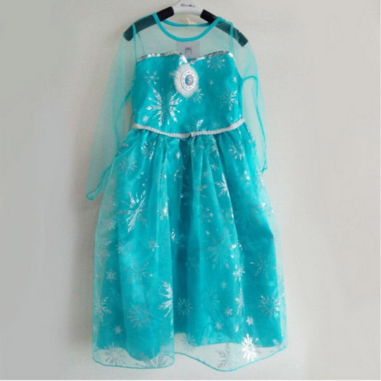 """工場直販<span class=""""wholesale_product""""></span>安い中国卸売衣類エルザ冷凍でコスプレ衣装ドレス"""