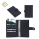 Logo Customization Passport Cheap Business Card Holder High Quality Genuine Leather Card Holder Cheap Multi-card Wallet Custom Travel Document Passport Holder Rfid Blocking