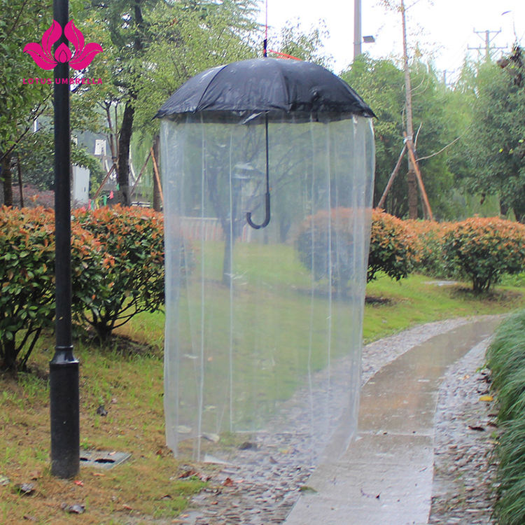 Professional factory china cheap price standard size promotion full body umbrella