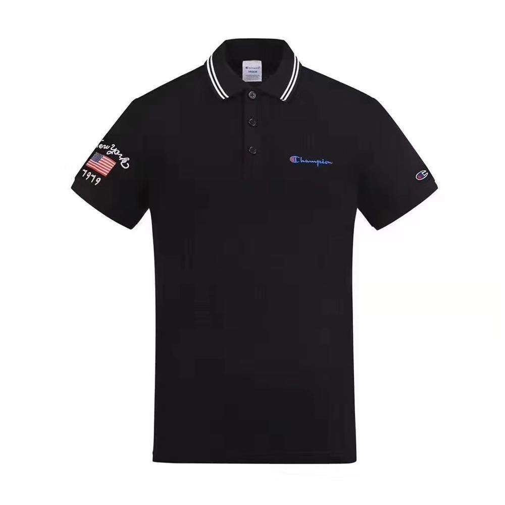 High Quality Blank Custom OEM Logo Design 100% Cotton Man Polo T Shirt Manufacture Wholesale