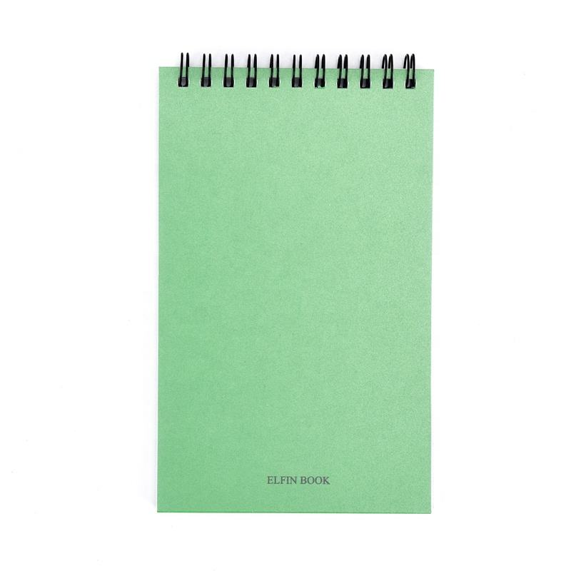 OEM Custom Elfinbook Catatan Memo Pad/Memo Note/Catatan/Notepad Memo dengan Spidol