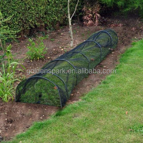 3M LARGE Net Garden Cloche Tunnel Long Grow Plant Cover Protection Protector