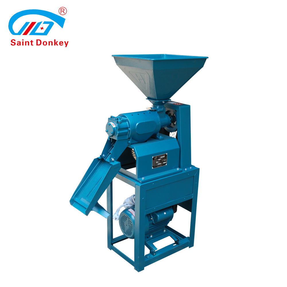 500kg per hour rice mill machinery