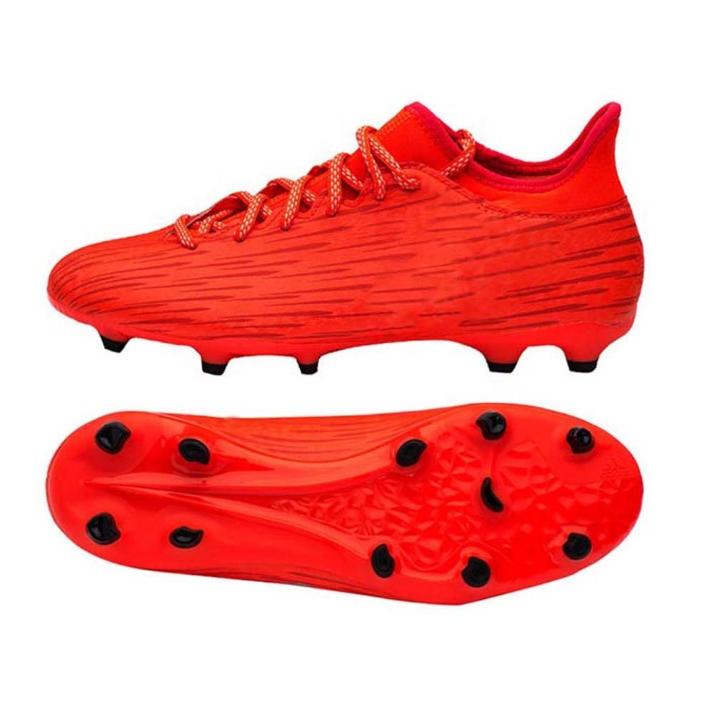 Custom professional sport outdoor football boots soccer shoes for men