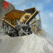 Used Mini Mobile Stone Crusher Plant Prices for Sale