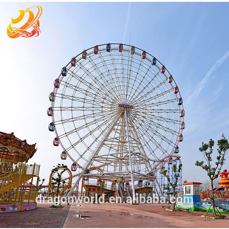 So large ferris wheel big amusement park rides ferris wheel for sale