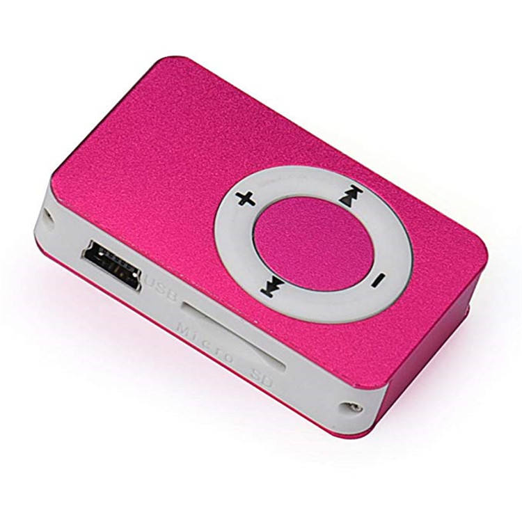 hot sell rechargeable portable sport usb mp3 music player