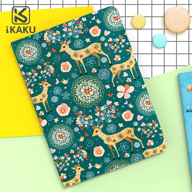 KAKU Factory OEM artwork printing sublimation cover book case for new ipad mini 3 4 5