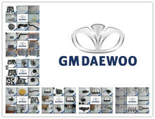 China Auto Parts Supplier GM Daewoo Auto Parts Full Range