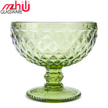 Factory promotion IB5001 9 ounce sundae dish for bar hotel home wedding events gift mail box