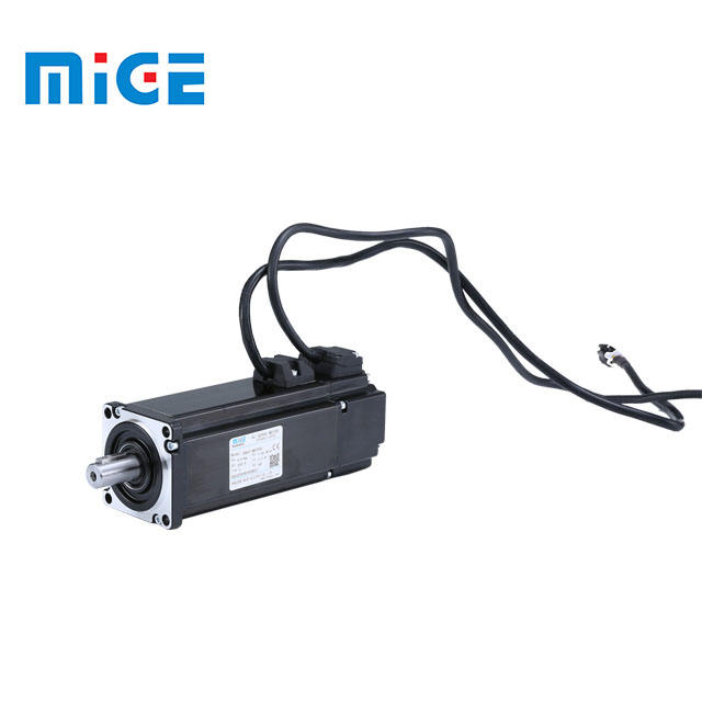 high speed small price 600w ac servo motor