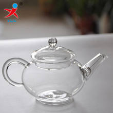 500ml hot sale pyrex glass teapot glass tea set glass pot