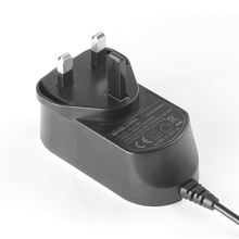 wall mount 12V 1A battery charger  wall charger