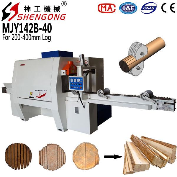 Shengong Multi Lame Journal Machine À Scier, MJY142B-40