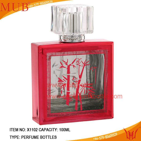 уф объемных аромат бутылки с крышкой кристалл стекла parfum бутылки