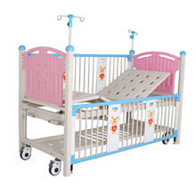 A-147 Hot Selling Double Function Medical hospital Children Bed baby bed
