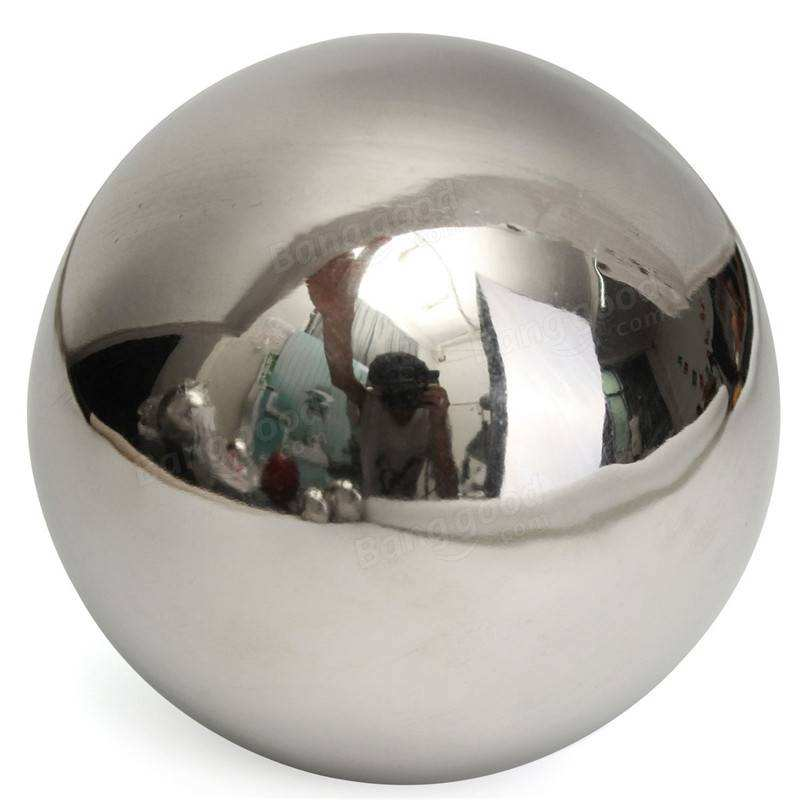 Wholesale 500mm 600mm 800mm 1000mm 1500m Hollow Stainless Steel Gazing Ball