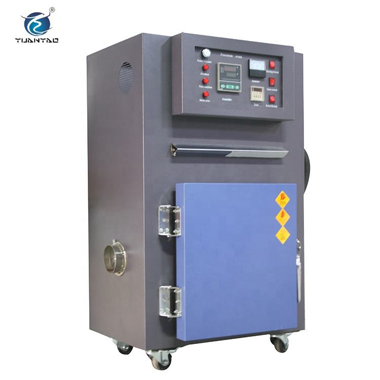 72L PID controller precision industrial electric hot air circulation drying oven