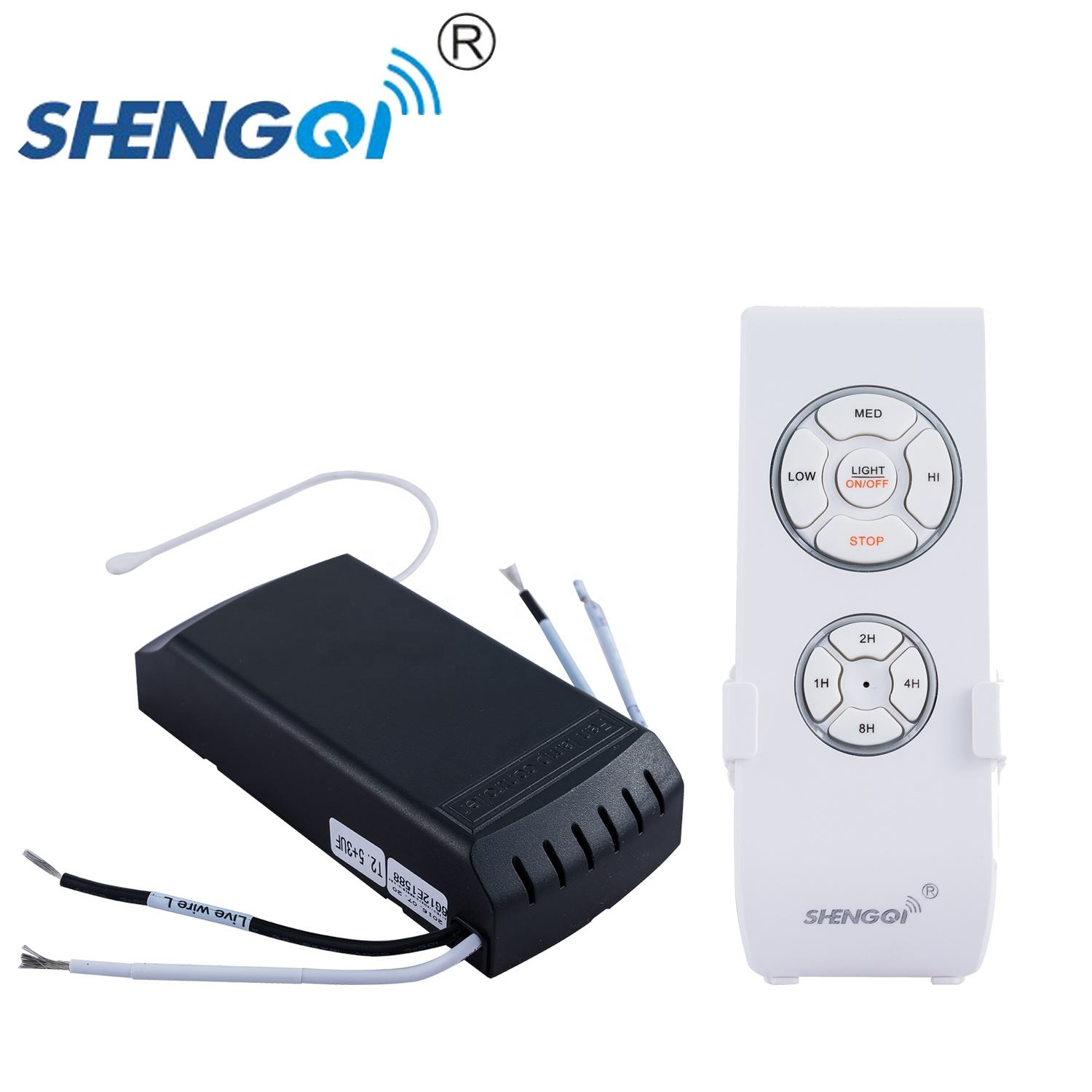 Factory Supply Portable 23A 12V 50Hz-60Hz ceiling fan remote control