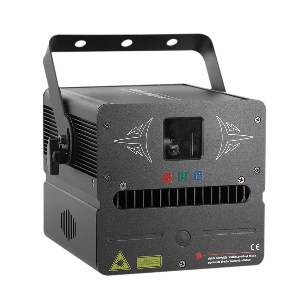 1W RGB SD Card DMX Laser Light Show Price