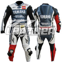 Custom Made Professional Racing 1-Pc Motorcycle Leather Suit